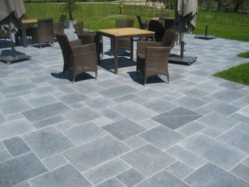 O connell stone building stone paving slabs limestone for Dalle exterieur 60x60